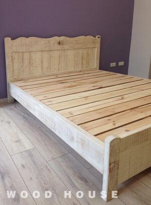 南歐風實木床組37