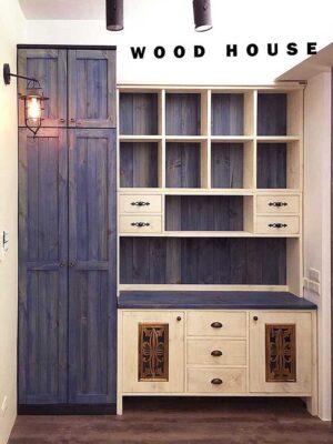 原木工坊歐式餐櫃52