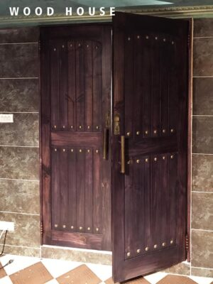 古堡大門157