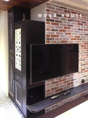 壁掛電視設計82