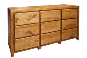 實木斗櫃28
