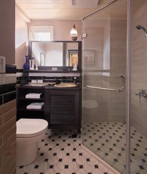 實木浴櫃22