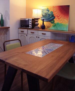 崁磚餐桌44