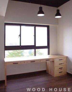 工業風書桌31