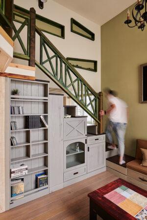 收納樓梯31