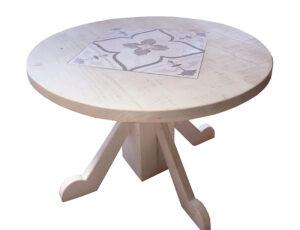 歐式圓桌53