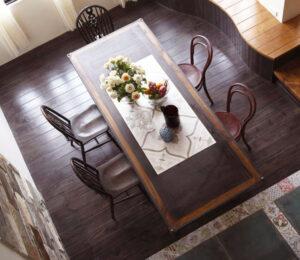 歐式餐桌17