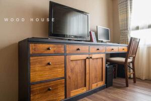 臥室斗櫃兼書桌48