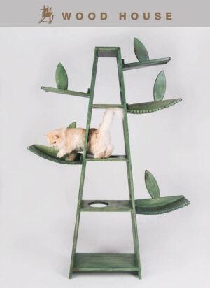 造型貓跳台屋設計師款