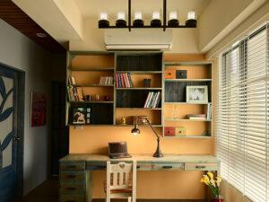鄉村風書桌34