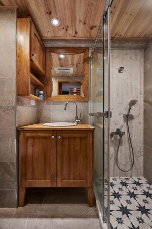 鄉村風洗手台39