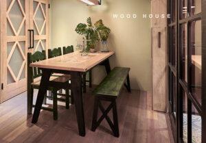 鄉村風餐椅31