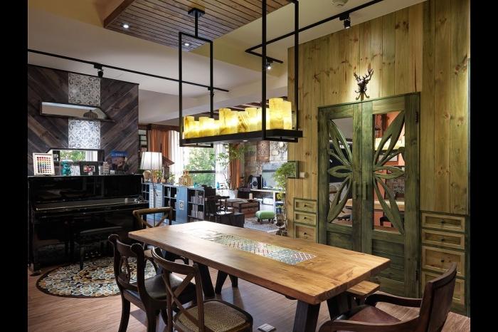 鄉村風餐廳