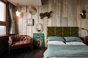 木牆面設計