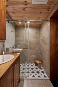 原木工坊浴室設計